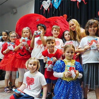 HerzFace 4 Kids mit Theateraufführung